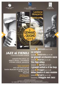 locandina MUSICA - GENNAIO GIUGNO 2015 - Velletri corr.