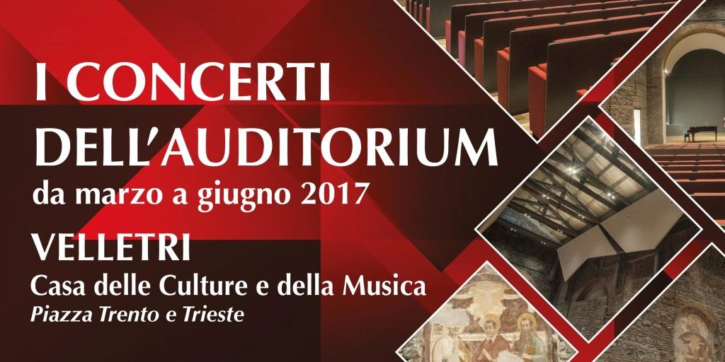 2017 Velletri AAUDITORIUM locandina definitiva. frontespizio